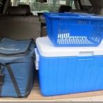 meals on wheels cooler hot bag