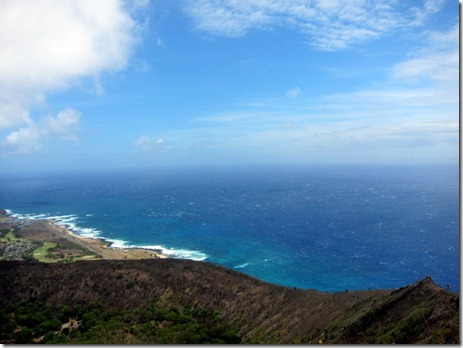 koko head crater hike 061