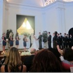 Mirror Lake Lyceum Wedding