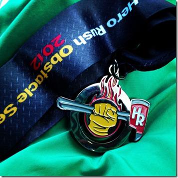 hero rush medal