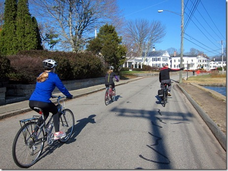 mystic connecticut biking tours