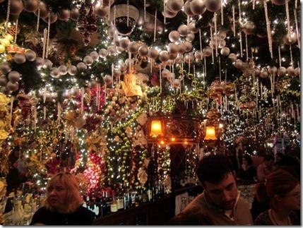 Rolf's Christmas NYC