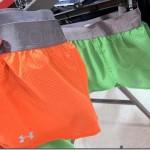 under armor shorts mesh