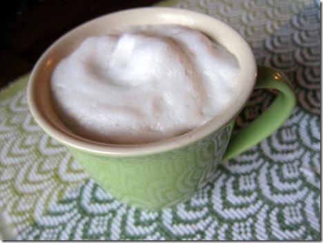 Aero Latte Foam
