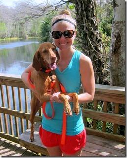 Hike with Sadie
