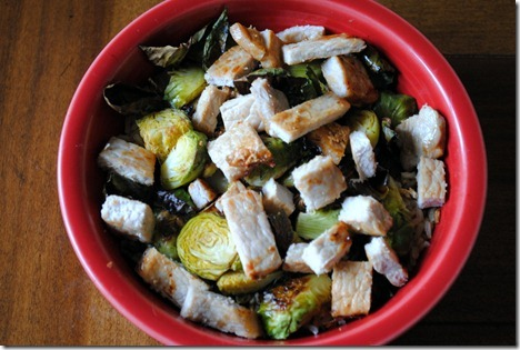 brussels sprouts pork