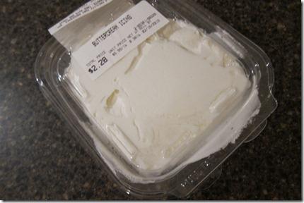 buttercream icing
