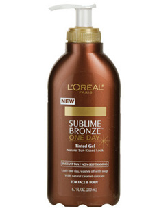 Loreal Sublime Bronze One Day