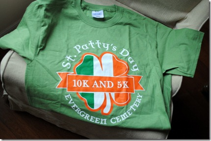 St. Patty's Day 10K Jacksonville