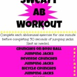 10 Minutes Or Less Ab Workout