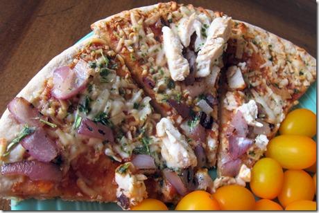 BBQ Chicken Pizza Kashi
