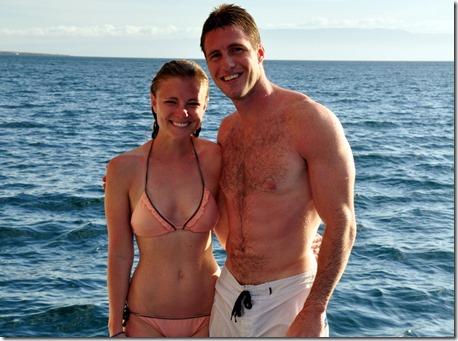 Galapagos Swimming