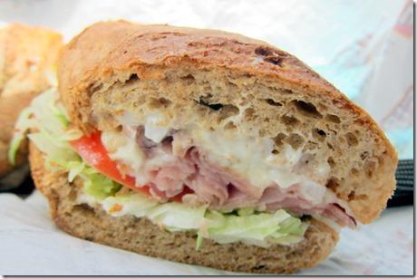 Ham Sub Firehouse Subs