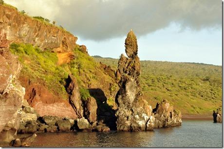 The Priest Galapagos Island