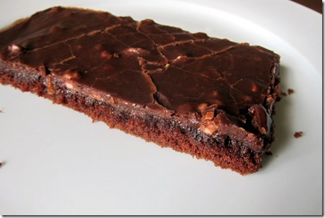 Best Chocolate Sheet Cake Ever