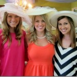 Bridal Shower with Hats
