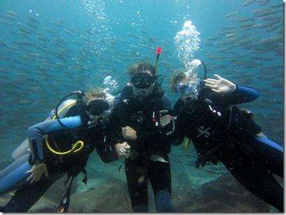 Scuba Diving Galapagos