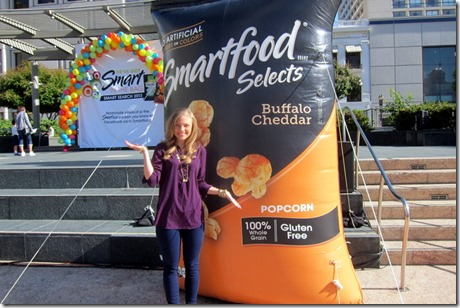 Smartfood in San Francisco