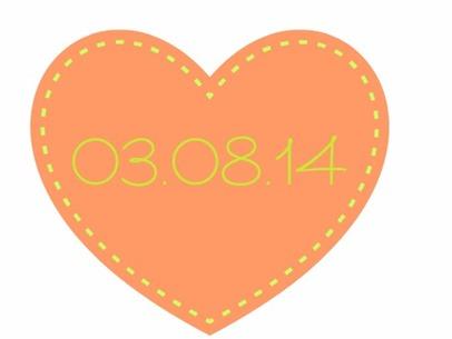 March 8, 2014 Wedding