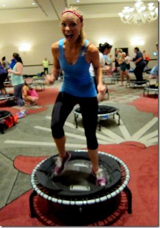 Trampoline Fitness