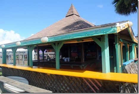 tiki hut si como no