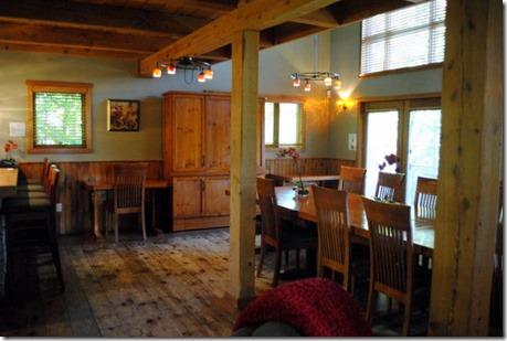 Lodge at Nordik Spa-Nature