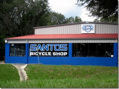 Santos Bike Shop