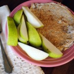Egg White Oatmeal Protein Pancakes