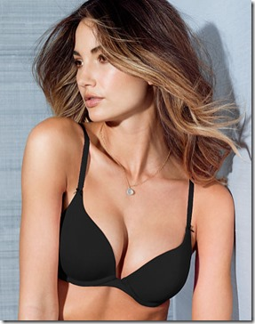 victoria's secret cotton push up