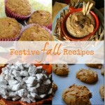 Festive Fall Recipes