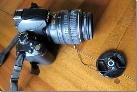 Lens Cap Leash