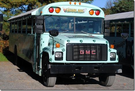 parc omega bus