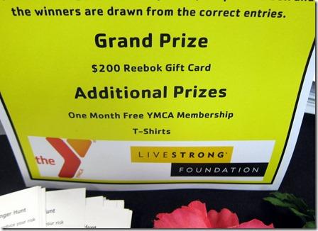 scavenger hunt grand prize