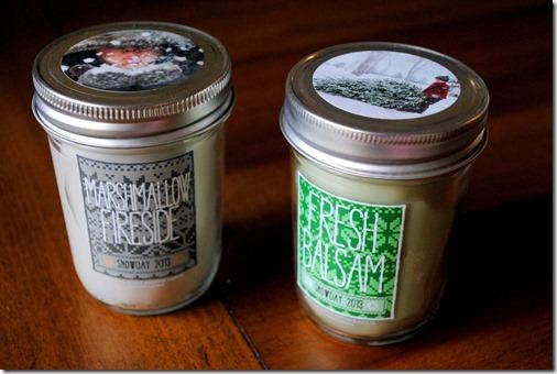 Bath and Body Works Mason Jar Candles