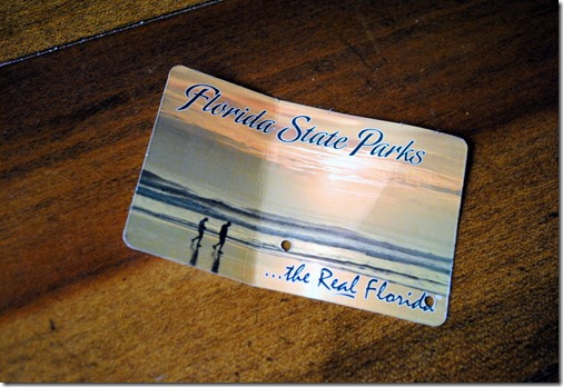 Florida Parks Annual Pass