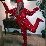 Adult Christmas Onesie