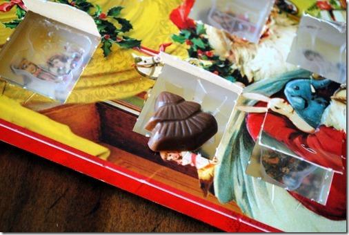 Advent Calendar Chocolate