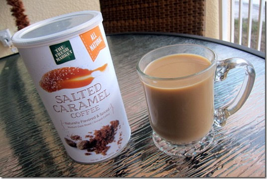 Fresh Market Salted Caramel Coffee