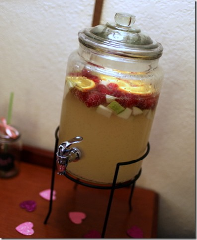 Bachelorette Party Sangria