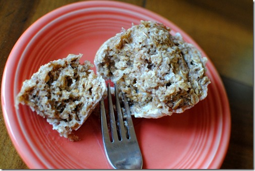 Breakfast Oatmeal Mug Cake