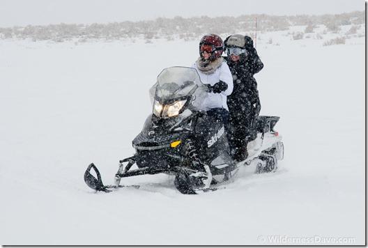 Park City Snowmobiling