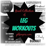 Giant Collection of Leg Workouts