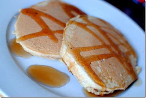 Krusteaz Healthy Heart Pancakes