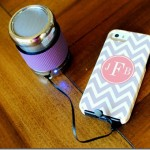 brookstone mini iphone speaker