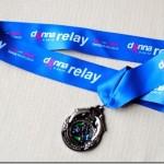 donna marathon medal