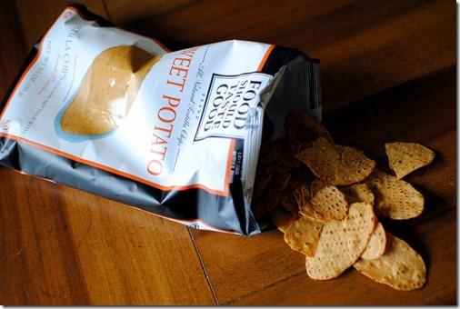 Food Should Taste Good Chips