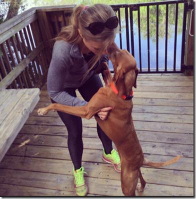 Ocala Hiking with Dog