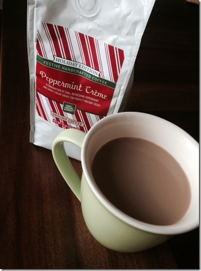 Peppermint Creme Coffee Fresh Market