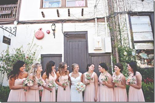 Happy Bridesmaids