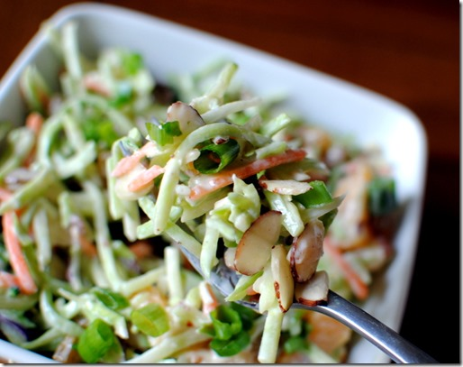 Healthy Asian Crunch Salad